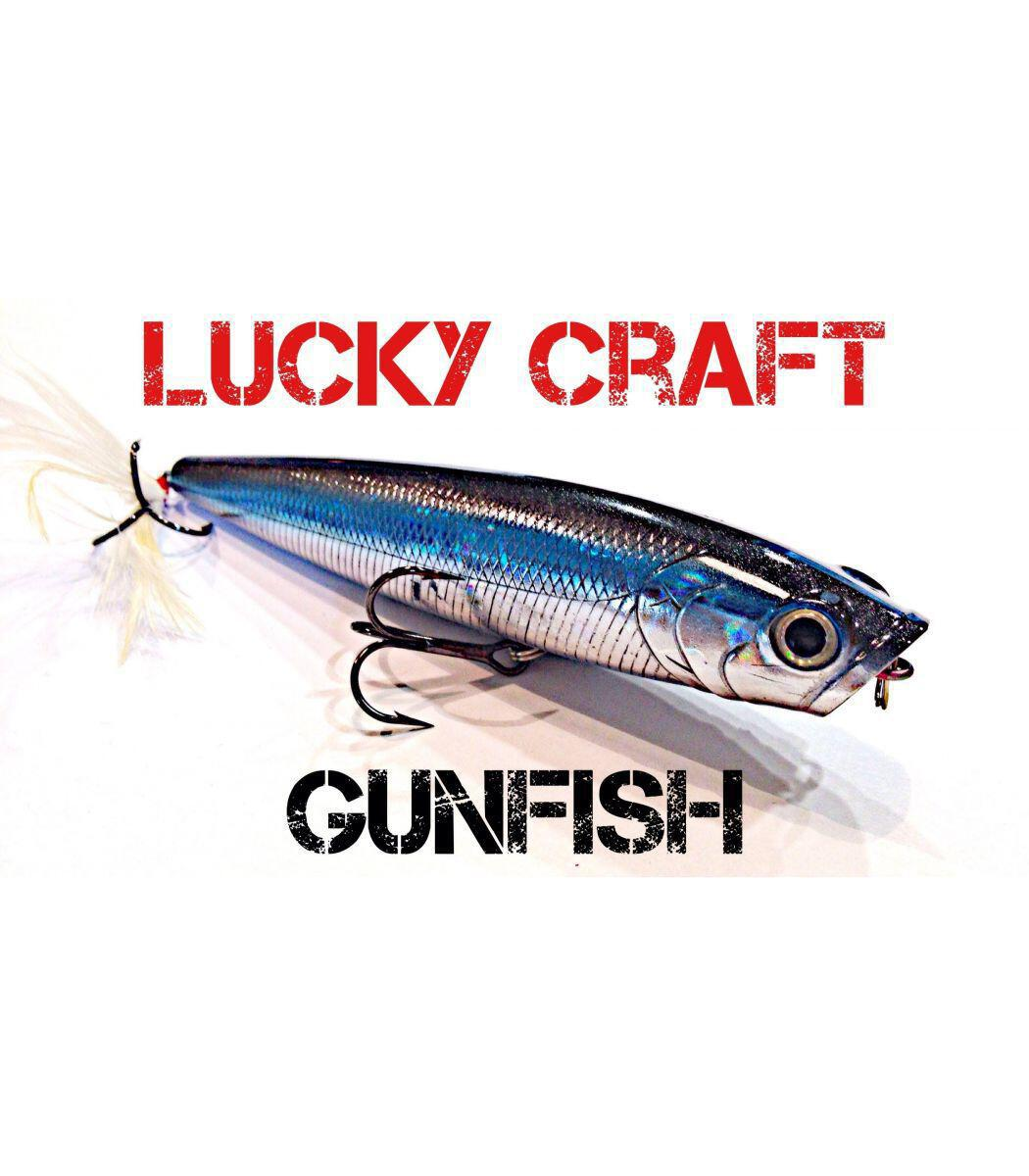 lucky craft lures lucky craft gunfish lure 2363
