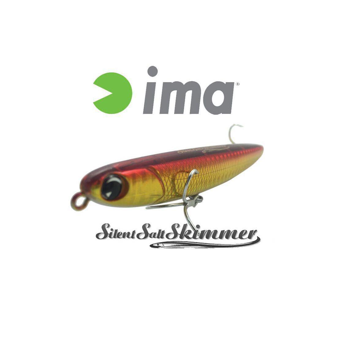 Simil IMA skimmer Surface lure walk the dog Sea Fishing 13G11cm