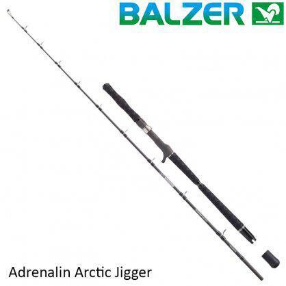 Balzer Adrenalin Artic Jigger Cast 20