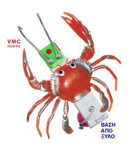 Χταποδιέρα Technofish XL με Ξύλινη Βάση