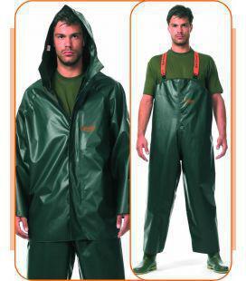 Αδιάβροχο Σακάκι 17S & Παντελόνι 17P Dispan