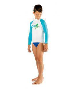Μπλούζα Cressi Rash Guard Junior
