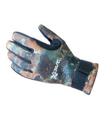 Xdive Amara Camo Gloves 2mm 7a3e98ad323