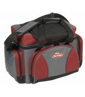 Τσάντα Ψαρέματος Berkley Με 4 Κασσετίνες