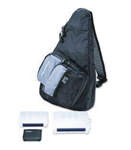Τσάντα με Κασετίνες Versus B6069