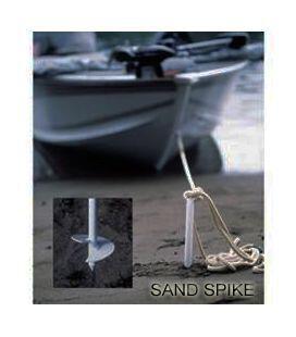 Σύστημα Εύκολης Πρόσδεσης Σκάφους Sand Spike