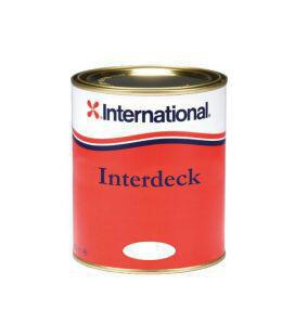 Αντιολισθητικό Χρώμα Kαταστρώματος International Interdeck