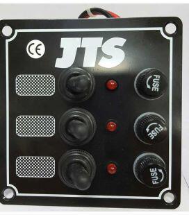 Ηλεκτρικός Στεγανός Πίνακας JTS