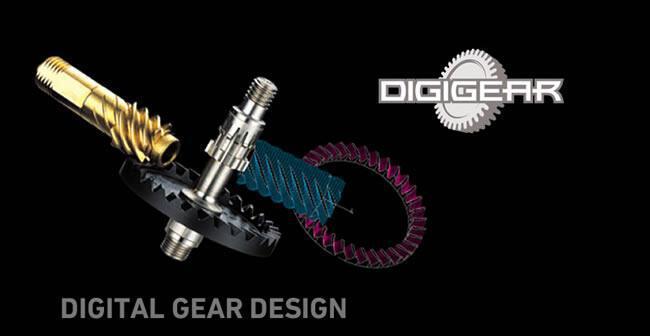Daiwa Tech DigiGear