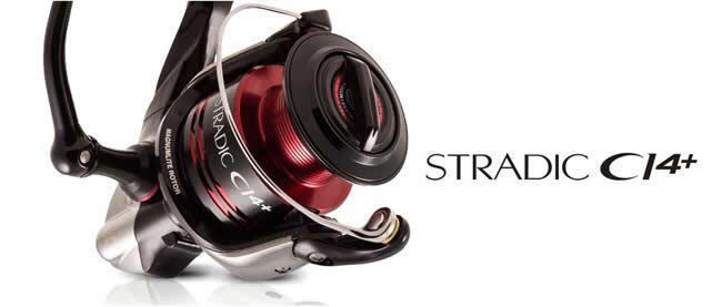 Shimano Stradic CI4+ FA